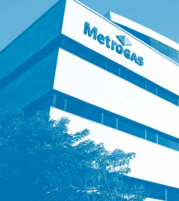 METROGAS presenta su 2° Reporte de Sustentabilidad.