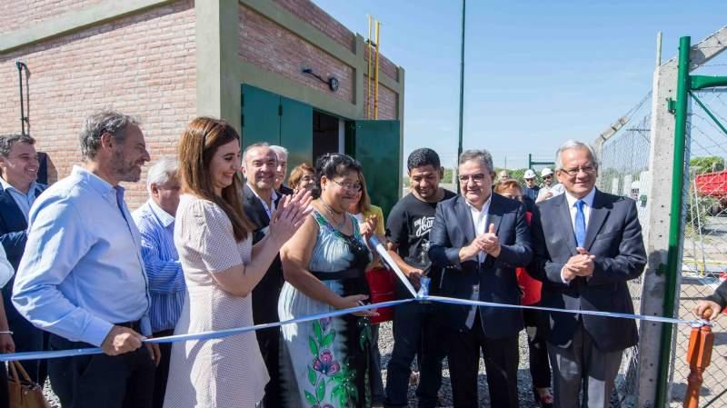 ECOGAS: Nuevas obras de Infraestructura en Zona Sur de Catamarca.