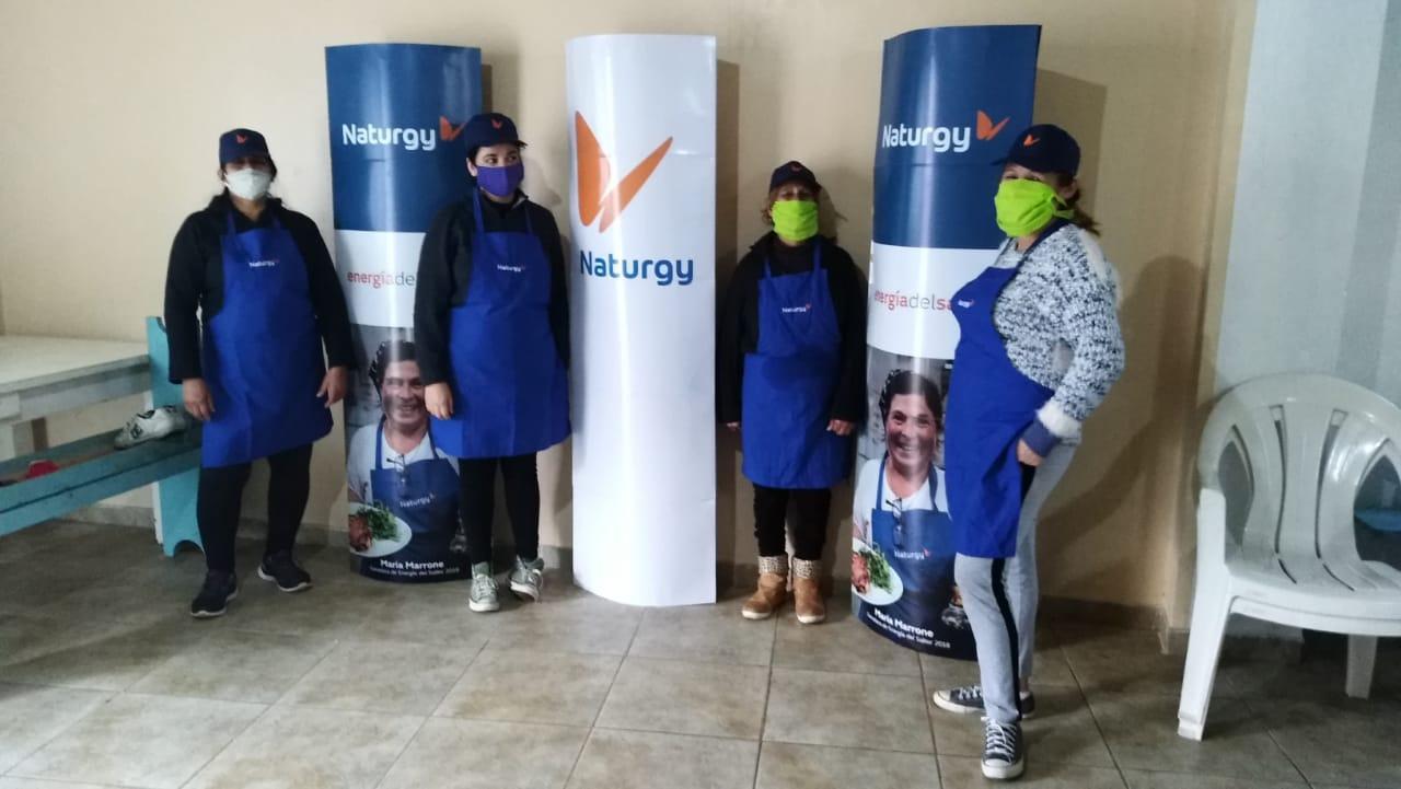 Naturgy continúa con el Programa de Inversión Social Energía del Sabor en el Barrio La Cava durante el mes de Junio.