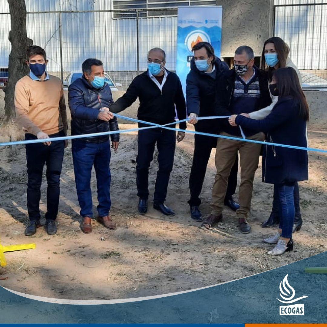Ecogas: acompañando a Tubojet SRL en la habilitación de la conexión al gas natural de su planta.