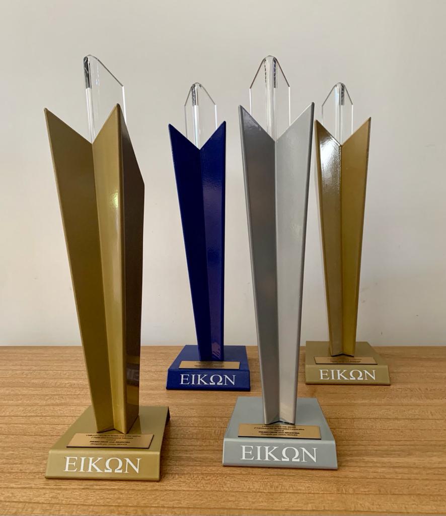DISTRIBUIDORAS DE GAS reconocidas con siete distinciones en los tradicionales Premios Eikon a la Comunicación Institucional