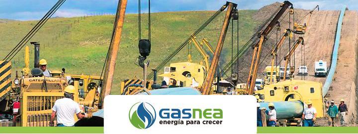 GAS NEA inauguró la primera conexión de gas a una industria en Chaco